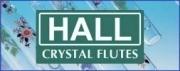 HALL crystal flutes