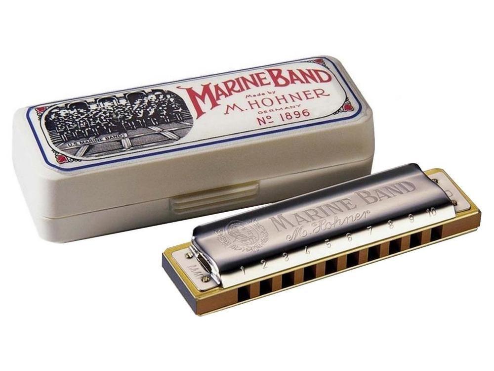 Marine Band Classic 1896/20 A (LA)