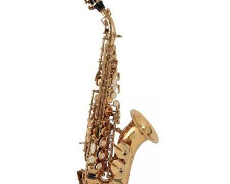 Sax Soprano SG302 CURVO