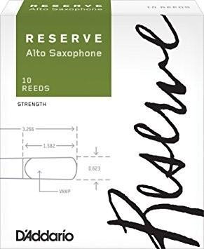 Scatola da 10 Pz. ance Reserve Sax Alto 3.0+