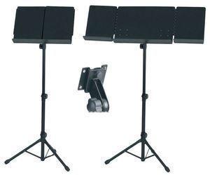 Leggio da orchestra estensibile 900760